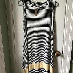 Brand new with tags Max Studio sleeveless dress